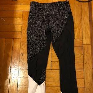 Lululemon soul cycle leggings 6 crop